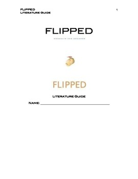 FLIPPED Literature Guide