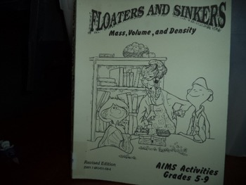 FLOATERS & SINKERS AIMS ACTIVITIES GRADES 5-9