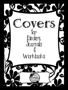 BINDER COVERS {EDITABLE}