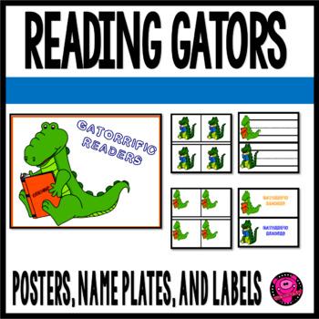 Alligators Theme Set
