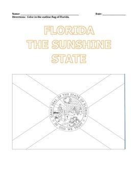 FLORIDA FACTS UNIT (GRADES 3 - 5)