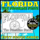FLORIDA: The Sunshine State (Fifty States series)