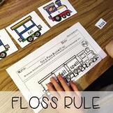 FLOSS Build-a-Train Phonics Activities/Literacy Centers