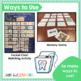 FLOSS Pocket Chart Cards