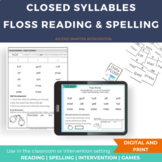 FLOSS Spelling Rule Activities