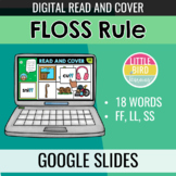FLOSS Rule - Digital Read and Cover Activity | Distance Le
