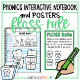 FLOSS Rule Interactive Notebook and Poster Pack