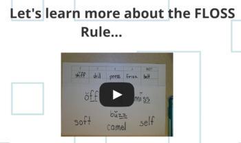 FLOSS Rule Prezi Presentation/Worksheets