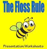 FLOSS Rule Prezi Presentation/Worksheets