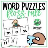 FLOSS Rule Word Puzzles