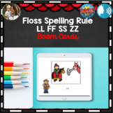 FLOSS spelling rule: double LL SS FF ZZ edition BOOM cards