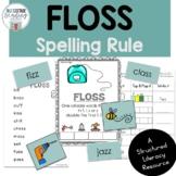 FLOSS spelling rule pack