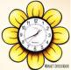 FLOWER CLOCK SPEECH & CLASSROOM DECOR  Speech Therapy