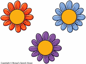 FLOWER POSTER ACTIVITY