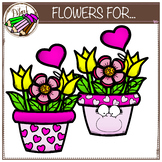 FLOWERS FOR... {free}