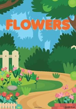 FLOWERS UNIT - TODDLERS CURRICULUM