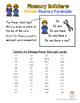FLUENCY BUILDERS: 52 Dolch Primer Sight Word Sentence Pyramids