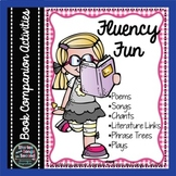 FLUENCY FUN WITH FAVORITE BOOK CHARACTERS--Poems, Plays & Phrases