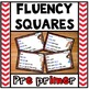 READING FLUENCY Squares Sight Word Bundle
