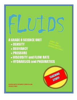 Science Unit 7: Forces and Fluids Study Guide Flashcards ...