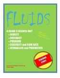 FLUIDS - A SCIENCE UNIT FOR GRADE 8