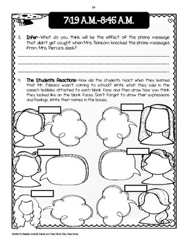 Flying Solo  by Ralph Fletcher - Comprehension & Vocabulary Unit