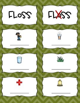 FLoSS Words (Bonus Letter) Practice