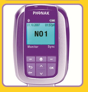 FM TicTacToe Bingo for Phonak's inspiro