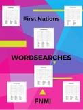 FNMI Indigenous Word Searches