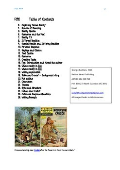 FOE - Coetzee Teacher Text Guide and Worksheets