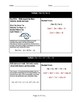 FOIL Multiplying Binomials Scaffold Notes
