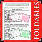 FOLDABLE Compare & Order Fractions, Decimals, Percents, & Scientific Notation