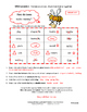 FOLLOW DIRECTIONS   LANGUAGE SKILLS   INSECT VOCABULARY  