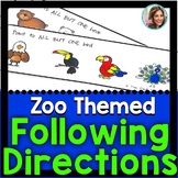 Following Directions   Listening Skills   Speech Therapy