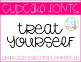 FONT: Cupcake Treat Yourself (Personal/Commercial)