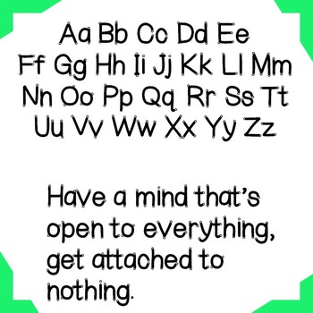 FONT FOR COMMERCIAL USE: DECORATIVE FONT: ATTACHED