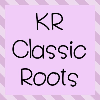 FONT - KR Classic Roots (Commercial & Personal Use)