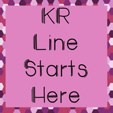 FONT - KR Line Starts Here (Commercial & Personal Use)
