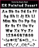 FONT - KR Painted Desert (Commercial & Personal Use)
