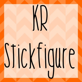FONT - KR Stickfigure (Commercial & Personal Use)