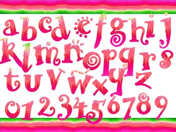 FONTS - Dreamy Pink Font - Personal and Commercial use