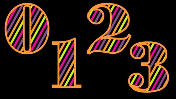 FONTS - FALL Fun Colorful  Lettering - Personal and Commercial Use