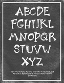 FREE FONTS: KB3 Etchings In Glass 3-Font Set (Personal Use)