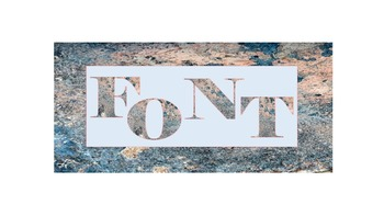 FONTS - Urban Concrete Lettering - Personal and Commercial Use