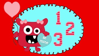 FONTS - Valentine MONSTER Holiday Lettering - Personal and Commercial Use