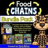 Food Chains BUNDLE!