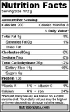 FOOD LABEL SEARCH