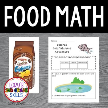 FOOD MATH - Smore Math Fun