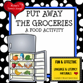 FOOD POSTER & LANGUAGE PACKET