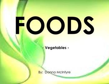 FOODS - Vegetables
